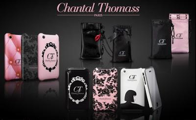 >Chantal Thomass habille votre IPhone