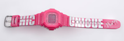 >Casio Baby-G & Pastry