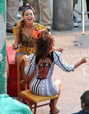 beyoncealiciakeys Alicia & Beyonce sous le soleil de Rio