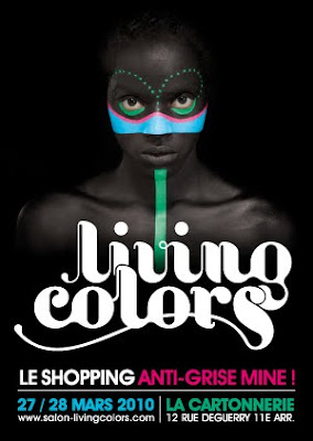 >Salon Living Colors | Save The Date 27 et 28 mars