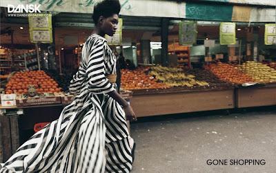 >Adama Diallo pour Dansk Magazine