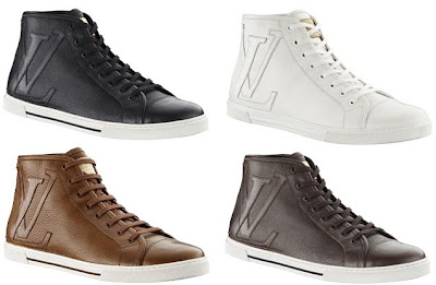 Collection Louis Vuitton Punchy Sneakers