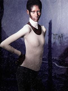 taouwz TMOTW | Reina Montero