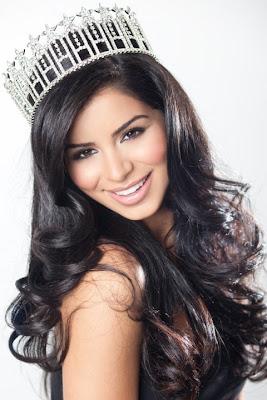 >Rima Fakih élue Miss USA 2010
