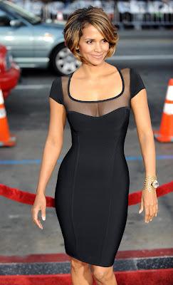 Halle Berry la Tornade