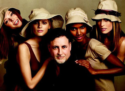 "Arlenis Sosa pour la campagne ""Khaki"" de Gap"