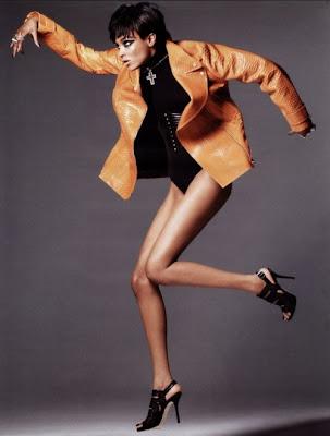 jordandunnrussiavogue2 Jourdan Dunn pour Russia Vogue
