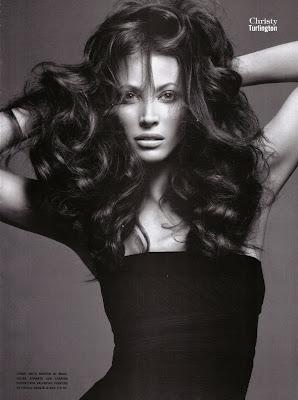 Les 4 fantastiques: 4 Supermodels pour Vogue Italie
