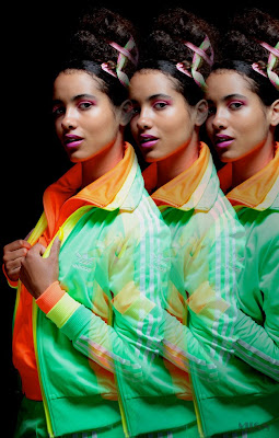 "Adidas Original & Miss: ""All Day I Dream About Neon"""