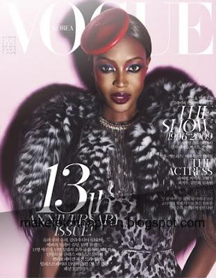 """Vogue Korea: """"Super Big 3"""""""