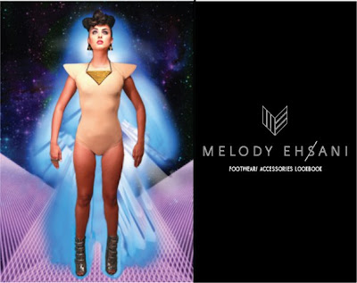 Lookbook Melody Ehsani  – « Final Frontier »