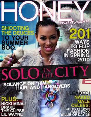 "SOLANGE1 ""Solo in the City """