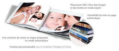 J3 – Le livre photo
