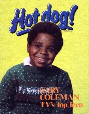 garycolemanhotdogmagazine1 >R.I.P. Gary Coleman