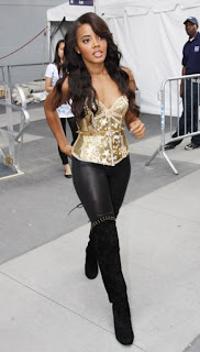 """Angela+Simmons+at+the+Pastry+Salutes+The+Troops+event >Angela & Vanessa """"Flawless"""" Simmons"""