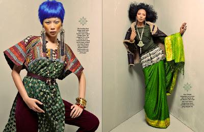 230 >Trio de choc en couv' de Glam Malaysia
