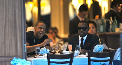 KanyeWest-Jay-Z Rosewood Movement, suits all day