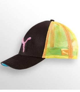 Casquette+Capsule+Pop+Trucker Vive le Puma Pop Art