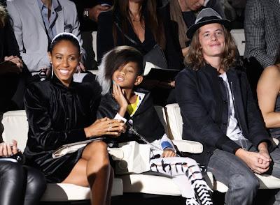 ws4 Willow Smith, star de la Fashion Week de Milan