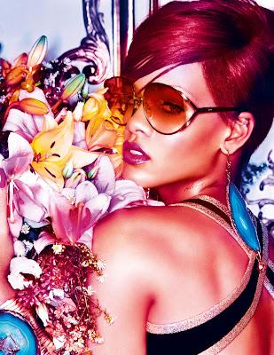 >Hot Shoot | Rihanna pour le mag Interview