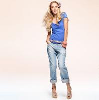 Sweet-Intentions-HM-2 Arlenis Sosa & Shannon Click pour la campagne Sweet Intentions par H&M