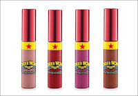 >MAC Collection Wonder Woman