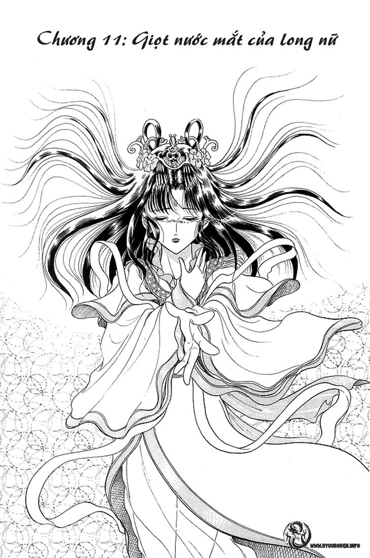 Chú bé rồng-Ryuuroden chap 11 Trang 1 - Mangak.info