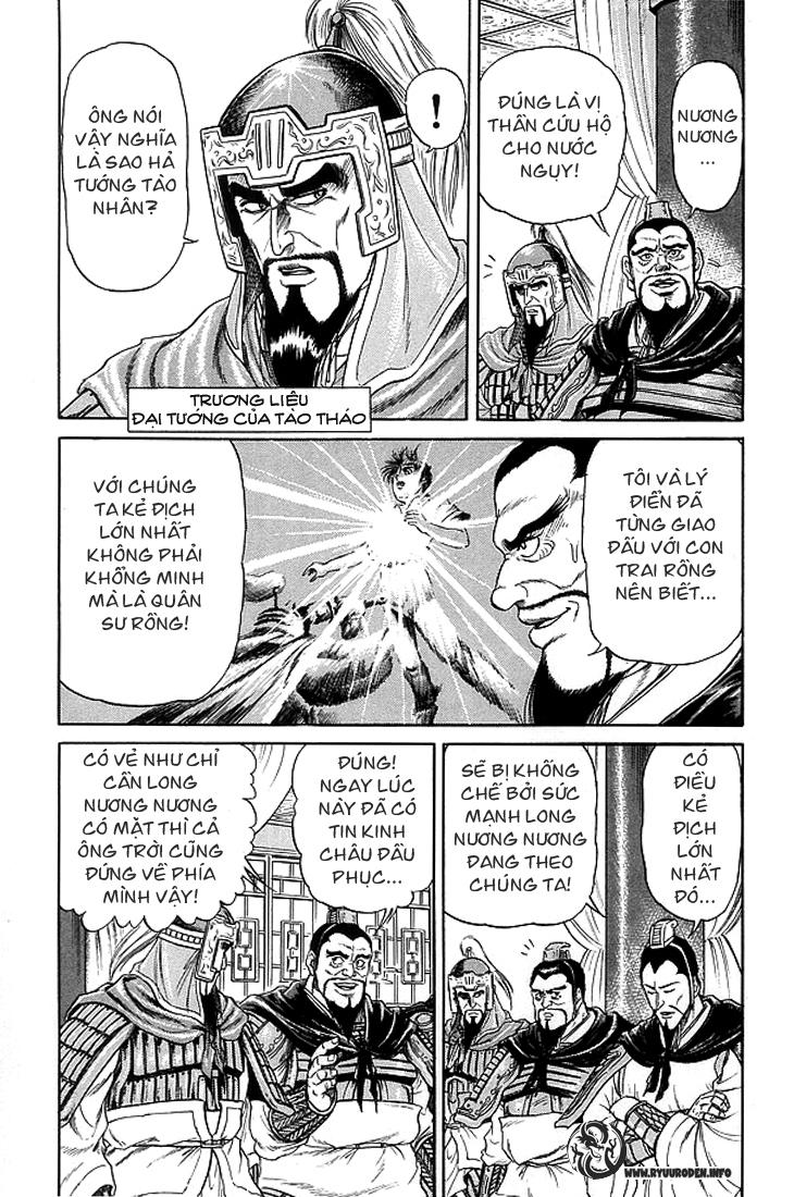 Chú bé rồng-Ryuuroden chap 11 Trang 22 - Mangak.info