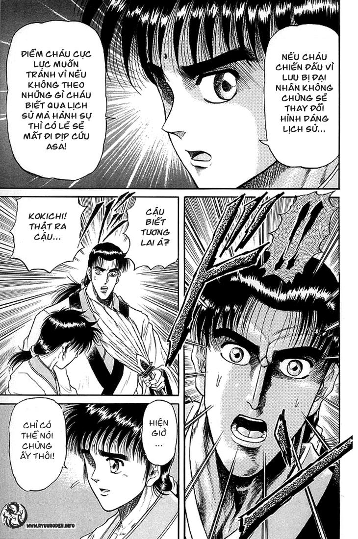 Chú bé rồng-Ryuuroden chap 11 Trang 34 - Mangak.info