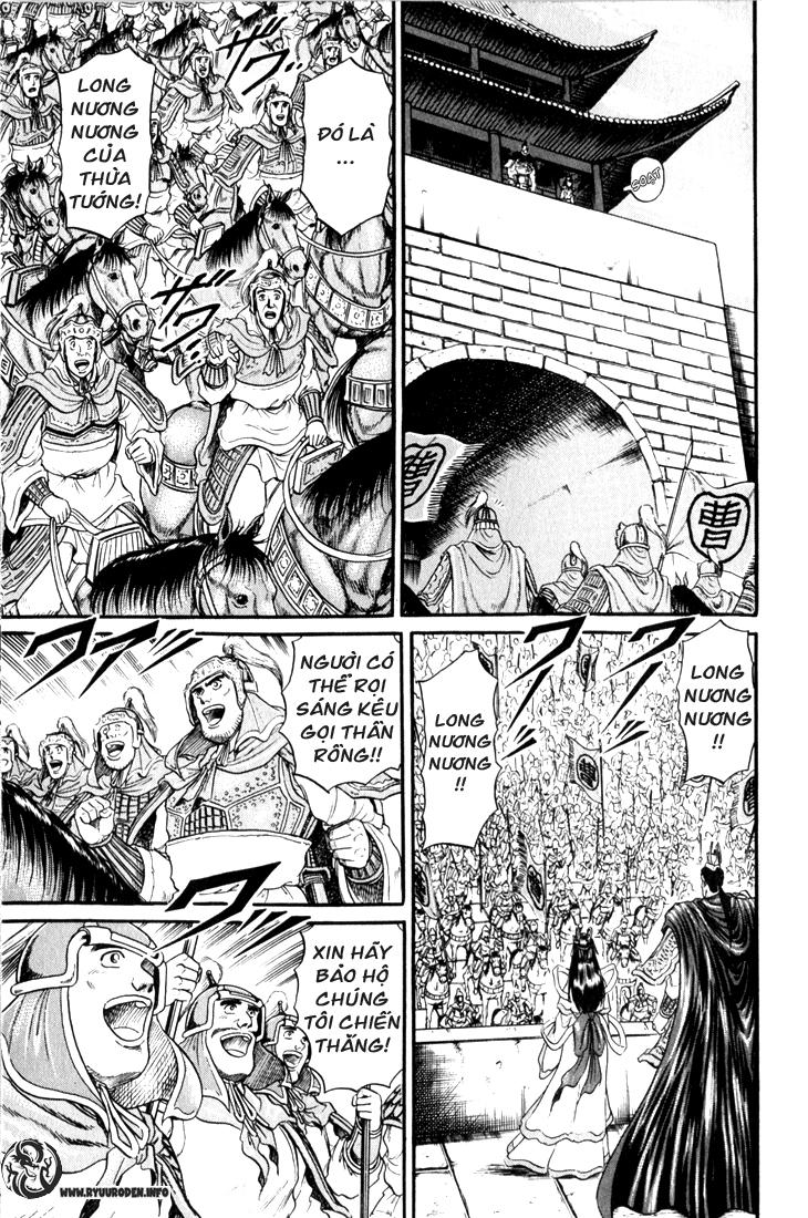 Chú bé rồng-Ryuuroden chap 11 Trang 40 - Mangak.info