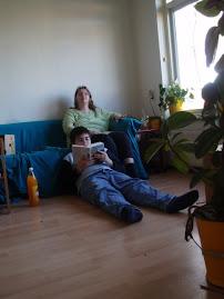 ma en zoon