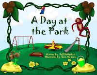 A Day at the Park book