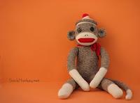 sock monkey from SockMonkey.net