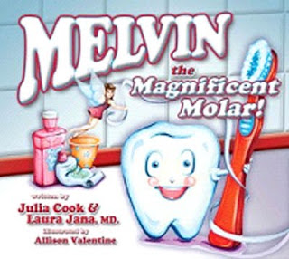 melvin molar book cover