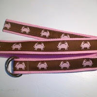 Chesapeake Ribbons Crab Belt