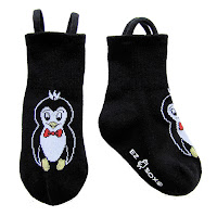 EZ Sox penguin socks