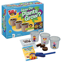 Sid the Science Kid Why Do Plants Grow kit
