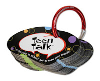 Around the Table Games Teen Talk card game