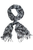 affordable scarves leopard print scarf