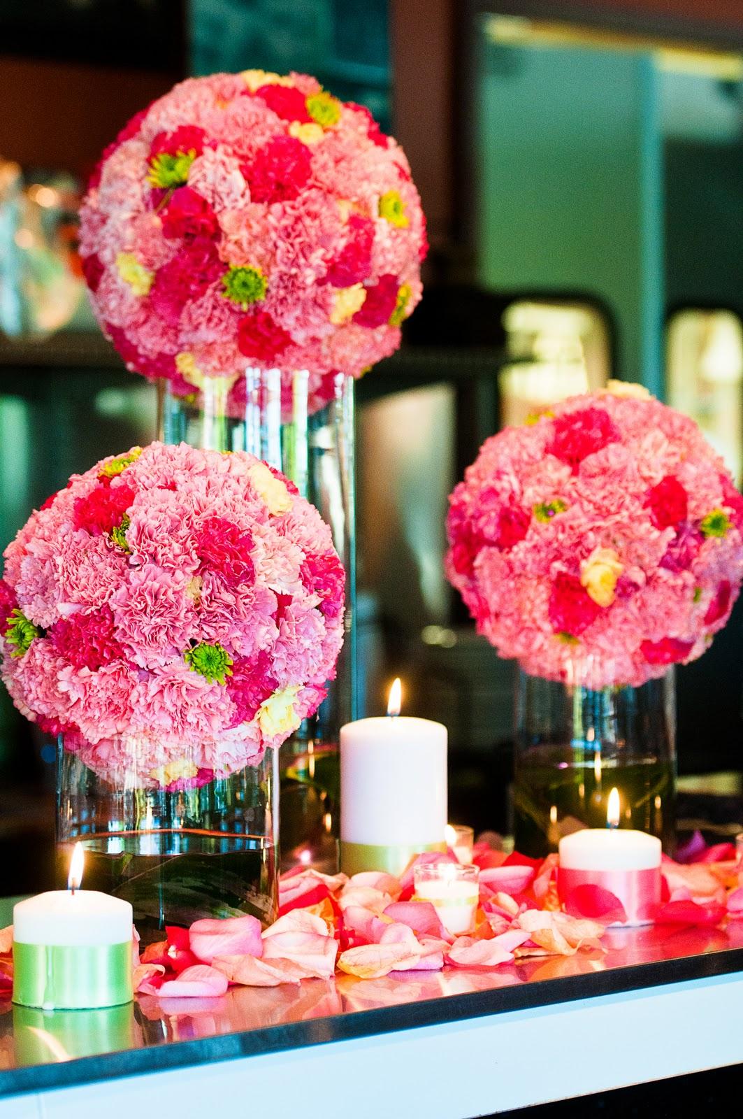 Pink Posey Design November 2010