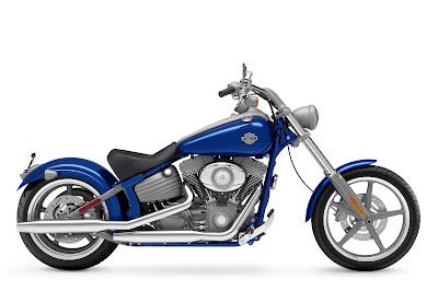 2009 Harley-Davidson FXCW Softail Rocker