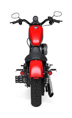 2010 Exotic Motorcycles Harley-Davidson Sportster 1200 Nightster XL1200N