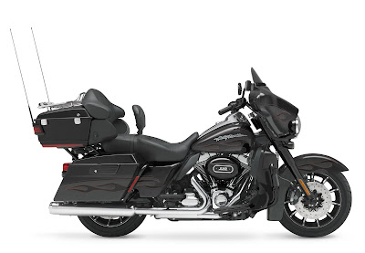 2010 Harley-Davidson CVO Ultra Classic Electric Glide Dark Side Limited Edition