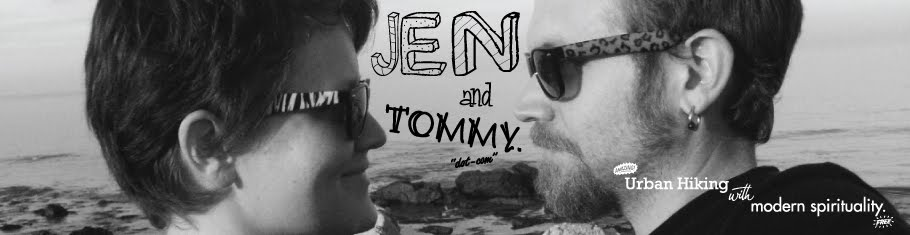 jen+tommy |  a blog about us.