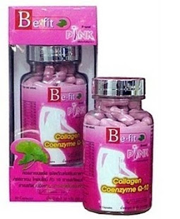 BE FIT PINK COLLAGEN