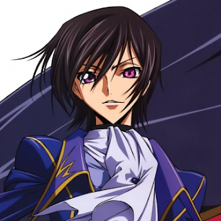 Personagem + Anime! Lelouch