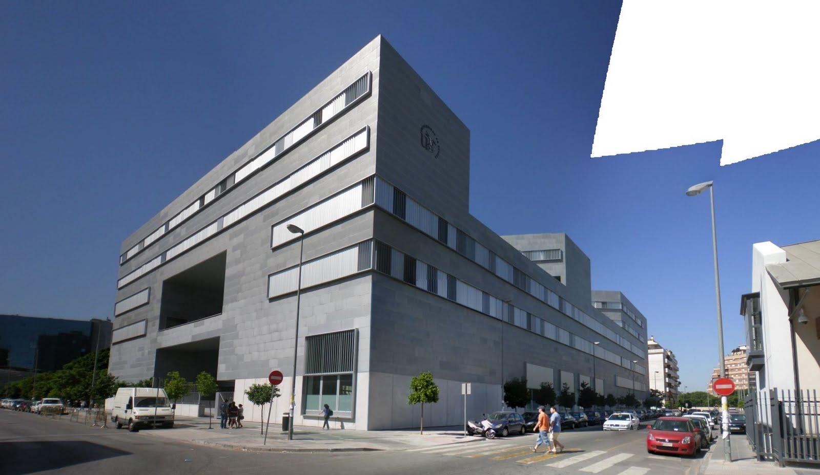 Sevilla arquitectura facultad de ciencias de la educaci n - Arquitectura sevilla ...