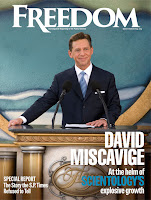 David Miscavige is the Chairman of the Board of Religious Technology Center (RTC)