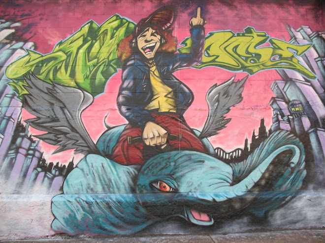 Street Art in New Yok City