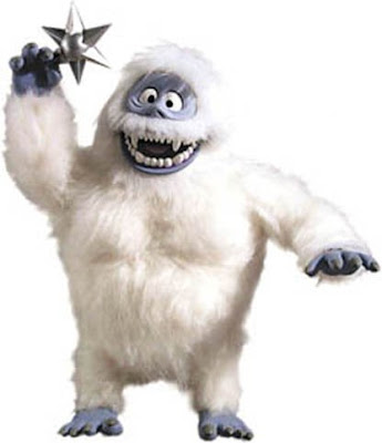 abominable snowman rudolph